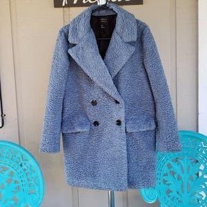 Forever 21 Teddy Bear Coat